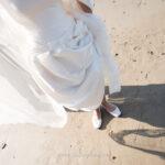 Gwenaelle et Etienne mariage finistere bretagne plage3