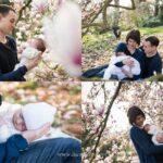 séance-photos-nouveau-né-parc-du-thabor-rennes-magnolias